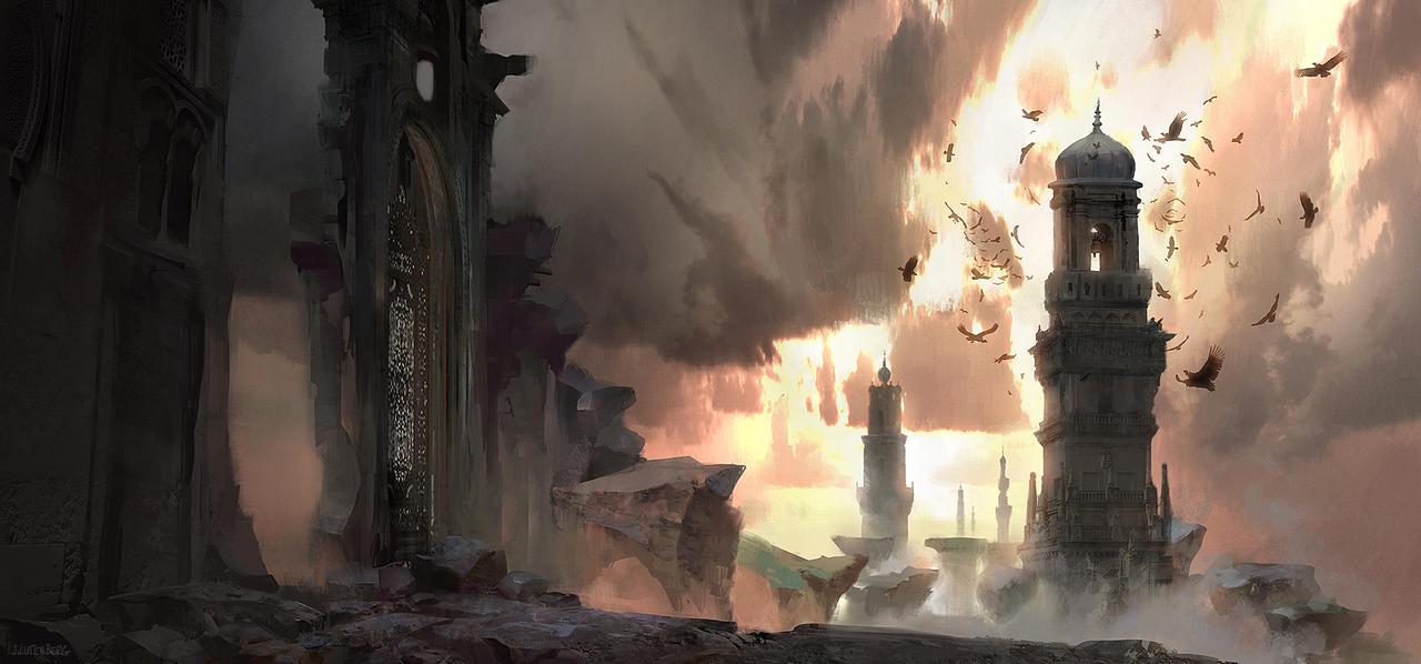Netherworld by Karamissa