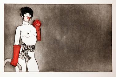 Dust by kimOSAKA