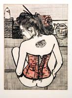 Dragon Tattoo - Japanesque by kimOSAKA