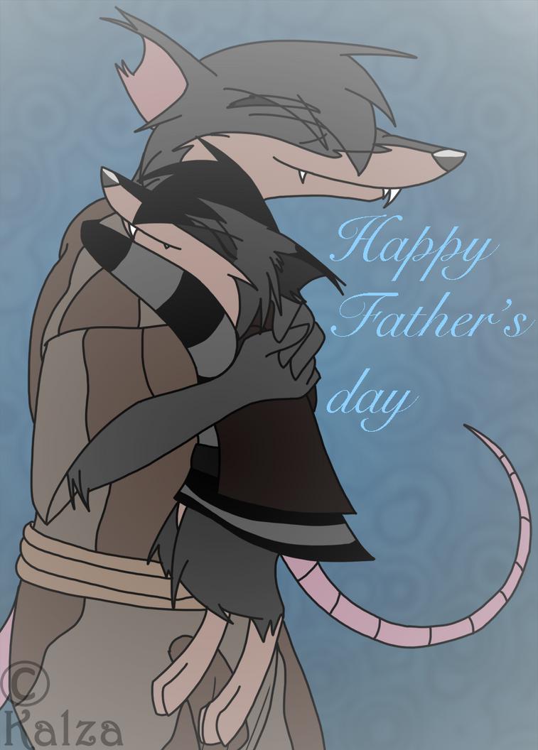 .::HAPPY FATHER'S DAY!::. by Kalza