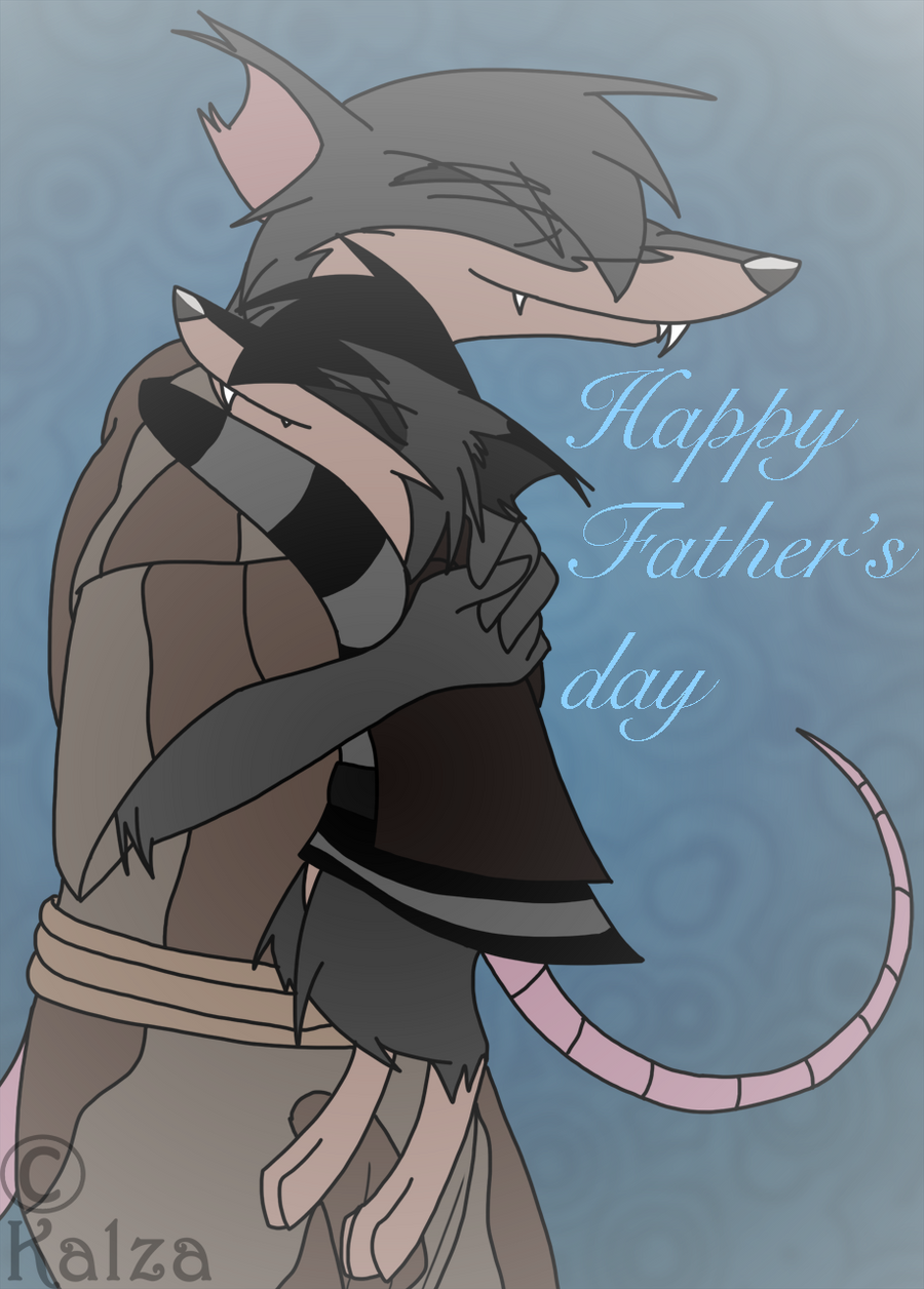 .::HAPPY FATHER'S DAY!::. by Kalza