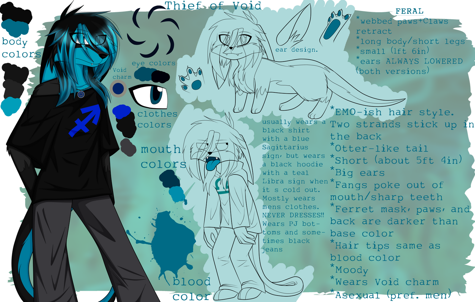 .::Ember Ref 2014::. by Kalza