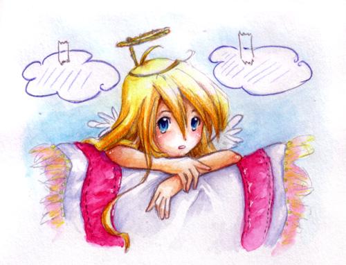 Pretend heaven by yumeruby