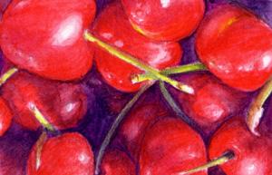 Cherries by yumeruby