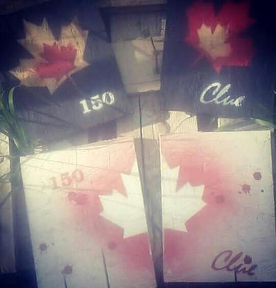 Canada 150 by Clue204