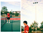 Tennis by audreeeyyy