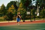 Tennis II by audreeeyyy