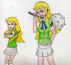 Haruka chan by temarilen