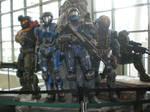 PAX Prime '10 - Noble Team