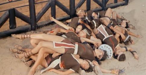 Female Gladiator Matches