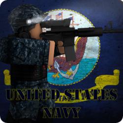 Roblox Us Navy Logo Navy Seals Logo Roblox By Thegreatvespasian On Deviantart