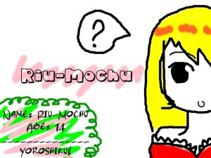 Riu-Mochu's Profile Picture