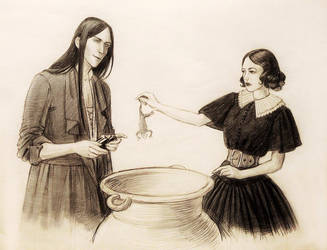 Kaspar and Rene by DieIIIX