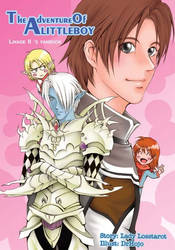 Lineage2 comic cover by pitykess