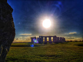 Stonehenge by tawilkinson