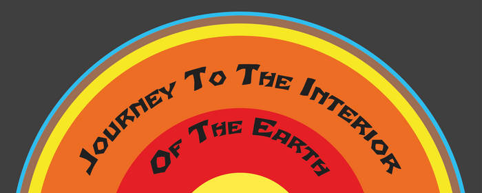 Journey To The Interior Of The Earth Cover
