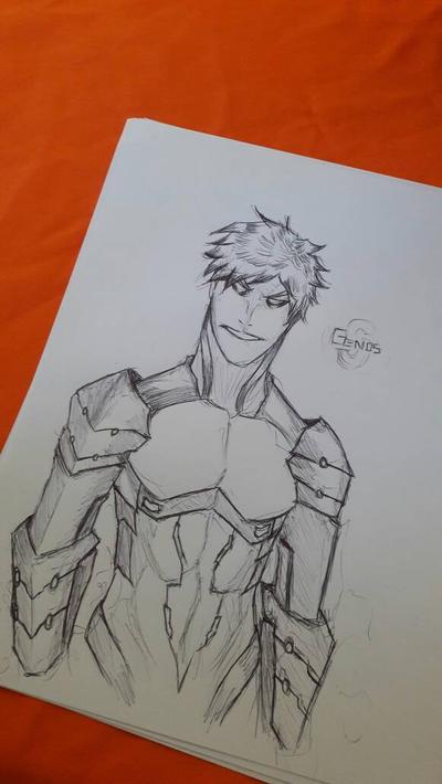Genos S-Class Hero by N-Sigma