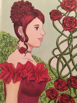 Lady Rose, Songstress