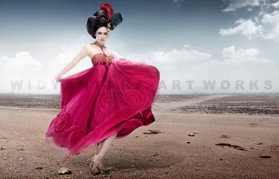 Red Point by Widyantara