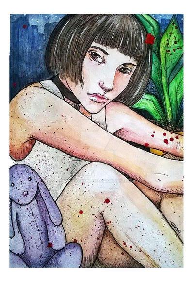 Mathilda by ARLEQUINA