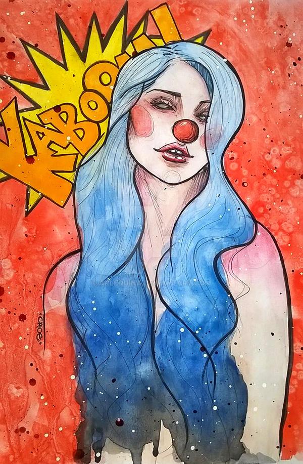 Kaboom Badaboom by ARLEQUINA