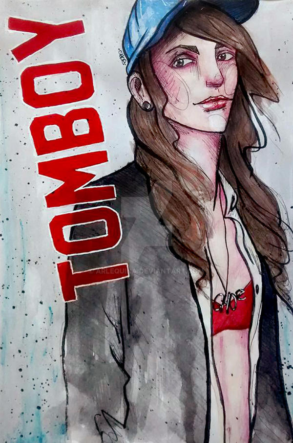 TOMBOY by ARLEQUINA