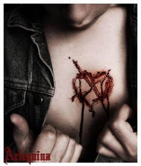 BROKEN HEART by ARLEQUINA