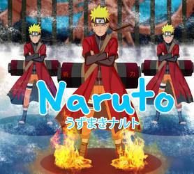 3x Naruto large