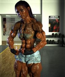 Kelly Gym by Crypt567