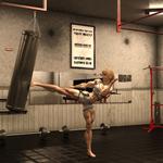 Nadine Workout Pt.1