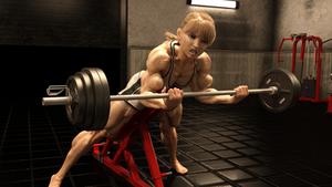 Nadine Workout Pt.3