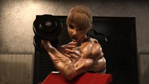 Nadine Heat Workout Pt.4