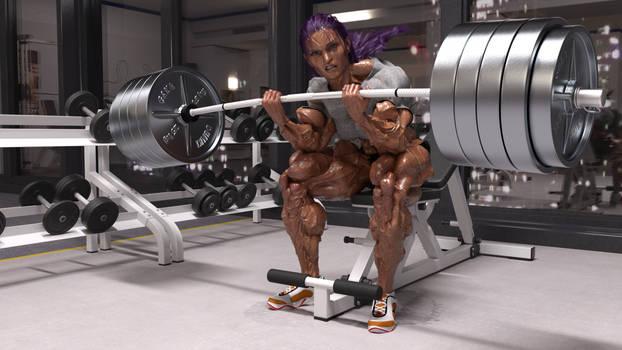 Kelly Workout Pt.1