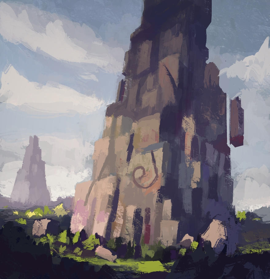 Ruins by RaVirr17