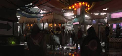 Dog Gypsy Bazaar