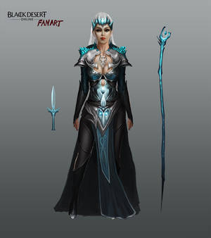 Witch Costume Concept