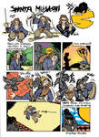 Previous uploaded work | Shinta Musashi
