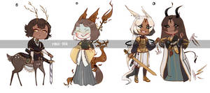 [Set Price] Random adopts [OPEN 1/3]