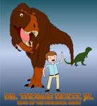 King of the Dinosaur Geeks