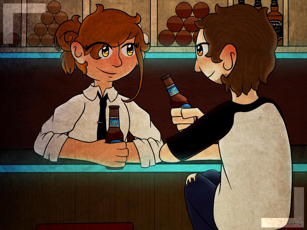 Hey Bartender by Crazywirdo872
