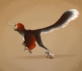 Raptor by Doragon-LW