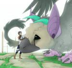 A Beautiful Friendship by Doragon-LW