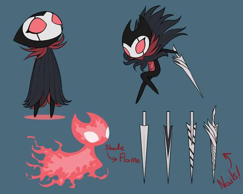 Hollow Knight AU: Grimm!