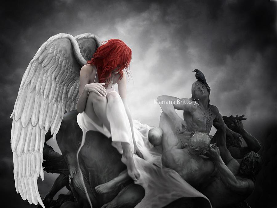 Angels wallpaper format by Skategirl