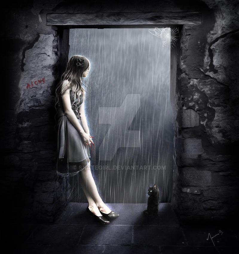 Rain by Skategirl