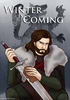 A series of Ice and Fire - Ned Stark