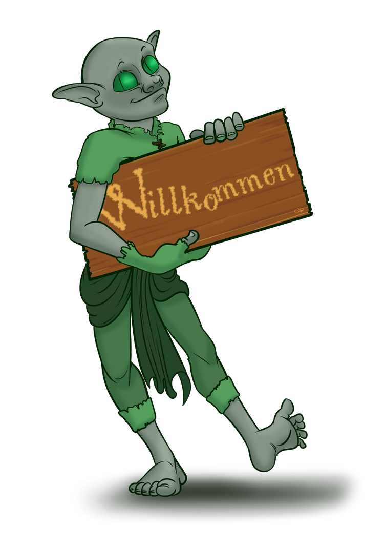 Com- Willkommen by Blueberry-me