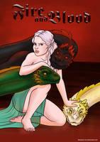 A series of Ice and Fire - Daenerys Targaryen