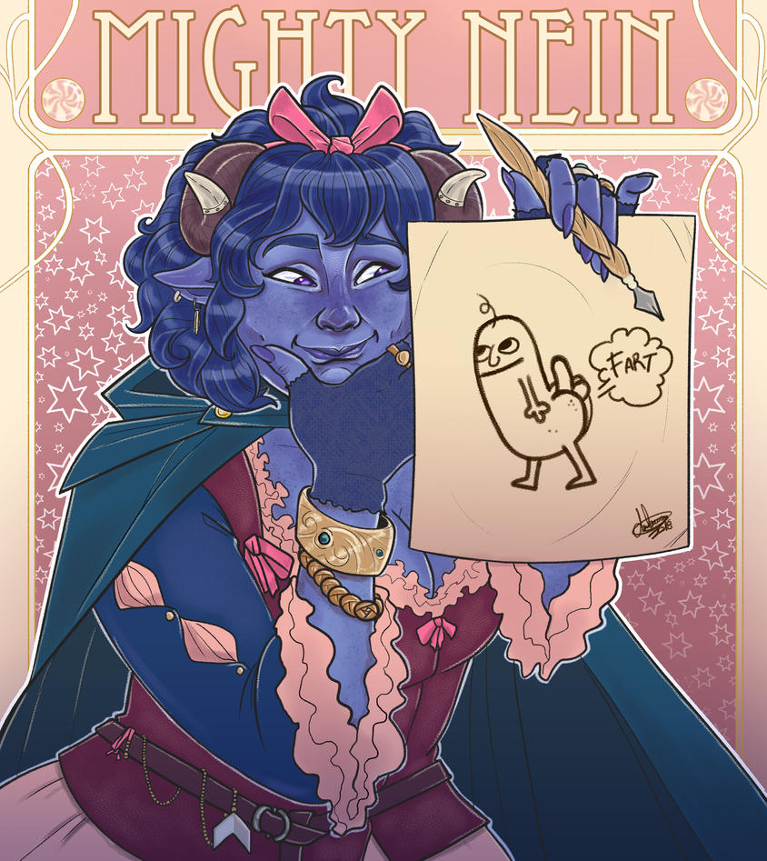 Jester the artist by Blueberry-me