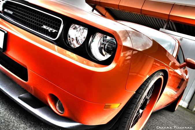 Dodge Challenger by AljoschaThielen